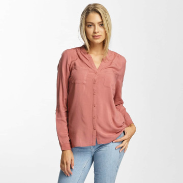 Only Блузка/Туника onlFirst Pocket розовый