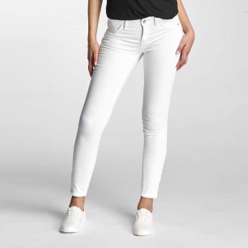 Only Облегающие джинсы onlKendell Regular Ankle белый