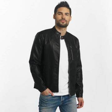 Only & Sons Демисезонная куртка onsKiefer черный