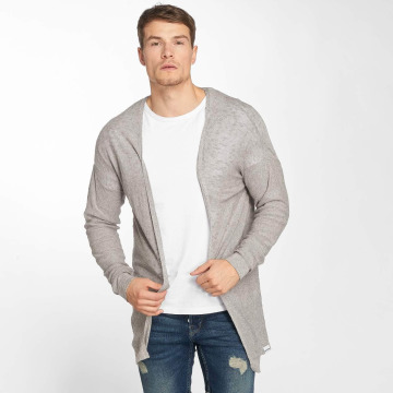 Only & Sons Cardigans onsAnders Long Knit grå