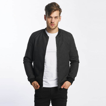 Only & Sons Leather Jacket onsJulius black