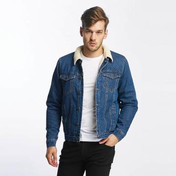 Only & Sons Lightweight Jacket onsLouis Fur Denim blue
