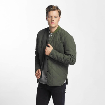 Only & Sons Lightweight Jacket onsJeremy Quilted olive