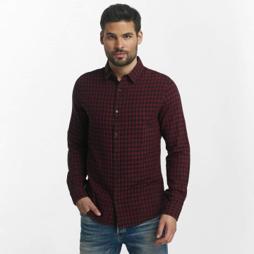 Only & Sons overhemd onsNasir rood