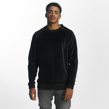 Only & Sons Pullover onsTheo Velour blau