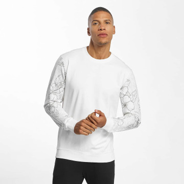 Only & Sons Pullover onsAutflower Sublim weiß