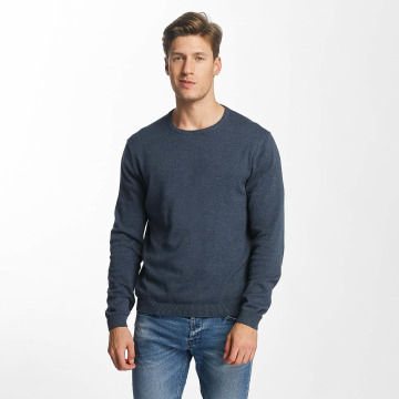 Only & Sons Puserot onsAlex Crew Neck sininen
