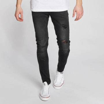 Only & Sons Slim Fit Jeans onsWarp čern