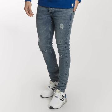 Only & Sons Slim Fit Jeans onsSpun Damage синий