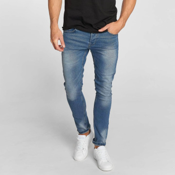 Only & Sons Slim Fit Jeans onsLoom Camp modrý
