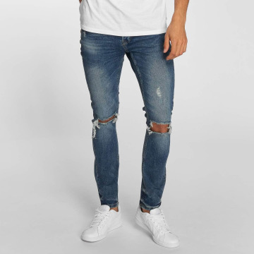 Only & Sons Straight fit jeans onsSpun blauw