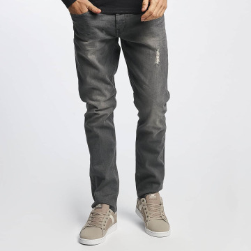 Only & Sons Straight fit jeans onsWeft grijs