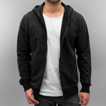 Only & Sons Sweat capuche zippé onsFiske gris