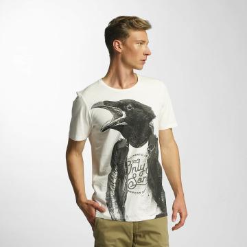 Only & Sons T-Shirt onsHamit blanc