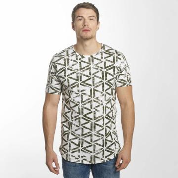 Only & Sons t-shirt onsBenn Longy olijfgroen