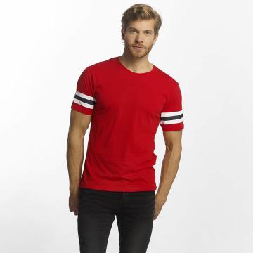 Only & Sons T-Shirty onsStripe czerwony
