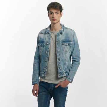 Only & Sons Übergangsjacke onsRocker blau