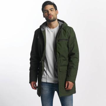 Only & Sons winterjas onsJohann groen