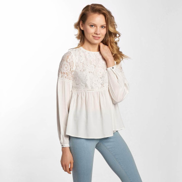 Only Blouse & Chemise onlUna blanc