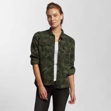 Only Blouse/Tunic onlLIlah Lyocell Camu camouflage