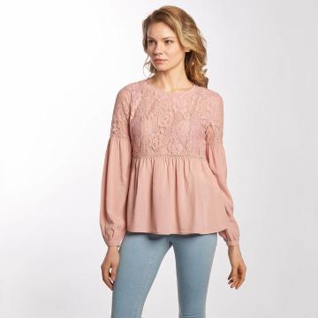Only Bluse onlUna rosa