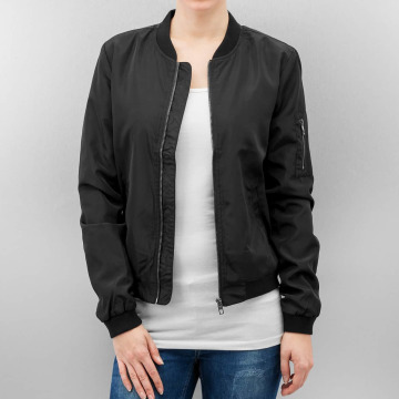 Only Bomber jacket onlLinea Nylon Short black