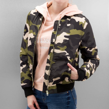 Only Bomber jacket onlSerena camouflage