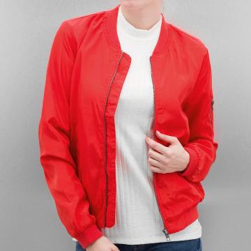 Only Bomber jacket onlLinea red