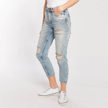 Only Boyfriend jeans onlKelly Ank blå