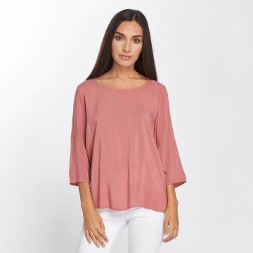 Only Camicia/Blusa onlFirst 3/4 Fold Up rosa chiaro