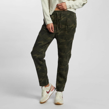 Only Chino onlLilah Poptrash Lyocell Camu camouflage