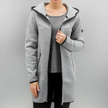 Only Coats onlLilo Long Hood grey
