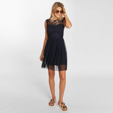 Only Dress onlCrochetta blue