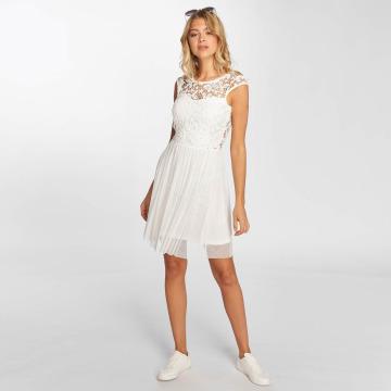 Only Dress onlCrochetta white