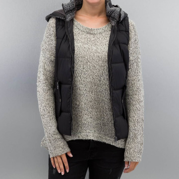 Only Gilet onlDakota Mix nero