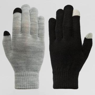 Only handschoenen onlAline Touch 2-Pack zwart
