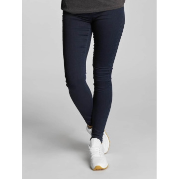 Only High Waisted Jeans Royal High modrý