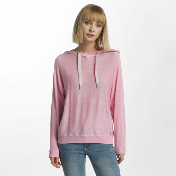 Only Hoody onlMie pink