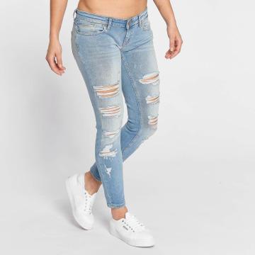Only Jean skinny onlCoral bleu