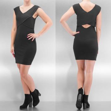 Only jurk onlDaria Wrap zwart