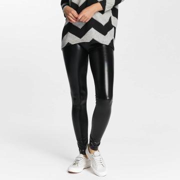 Only Legging onlShine Foil Coated zwart