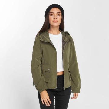 Only Lightweight Jacket onlIsa khaki