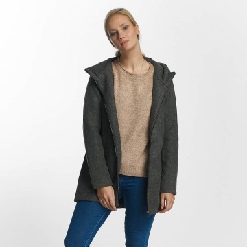 Only Manteau onlDogville Camille Wool gris