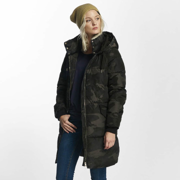 Only Manteau hiver onlEdina camouflage