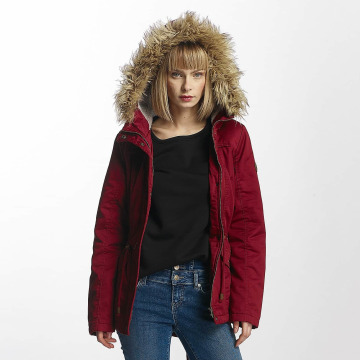 Only Manteau hiver onlKate rouge