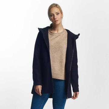 Only Mantel onlDogville Camille Wool blau