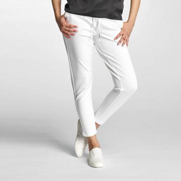 Only Pantalon chino onlPoptrash blanc
