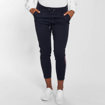 Only Pantalon chino onlPoptrash Easy Sport bleu
