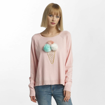 Only Pullover onlVally rosa