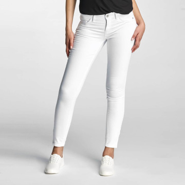 Only Skinny Jeans onlKendell Regular Ankle bialy